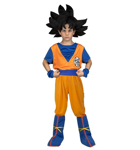 Disfraz de Goku Dragon Ball...