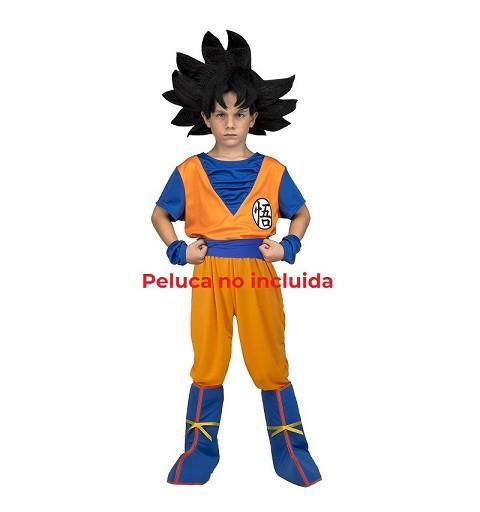 Disfraz de Goku Dragon Ball...