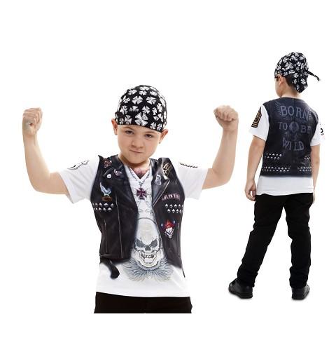 Camiseta Hell Boy Infantil