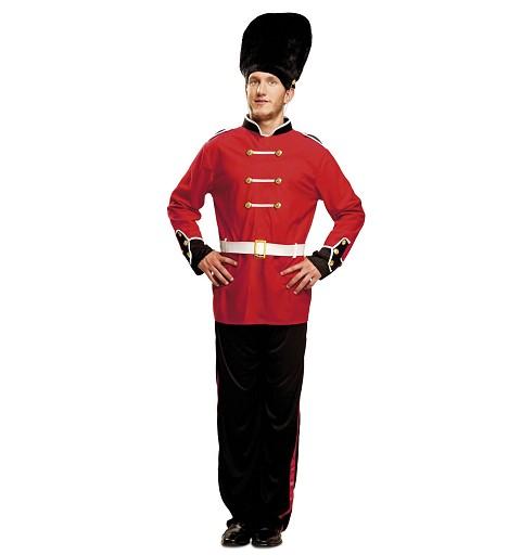 Disfraz de Guardia Inglesa...