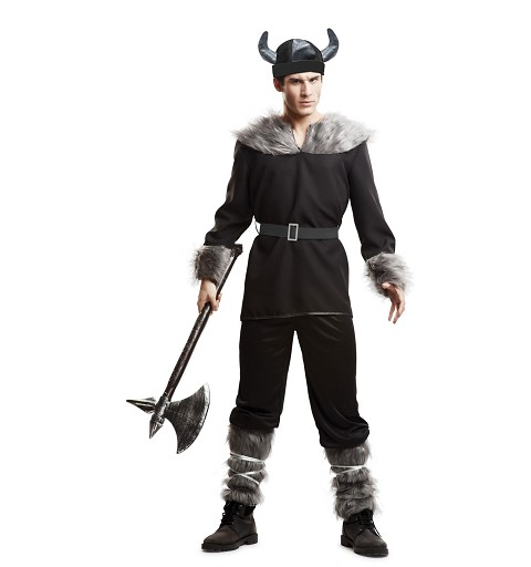 Disfraz de Vikingo Salvaje...