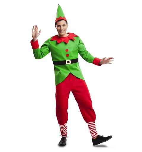 Disfraz de Elfo Navidad...