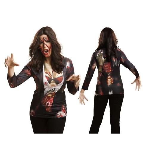 Disfraz Zombie Girl Adulto