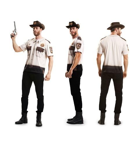 Camiseta Sheriff Adulto