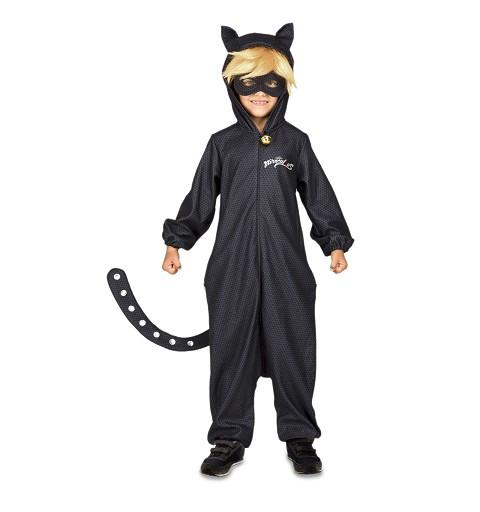 Disfraz Cat Noir Pijama Niño