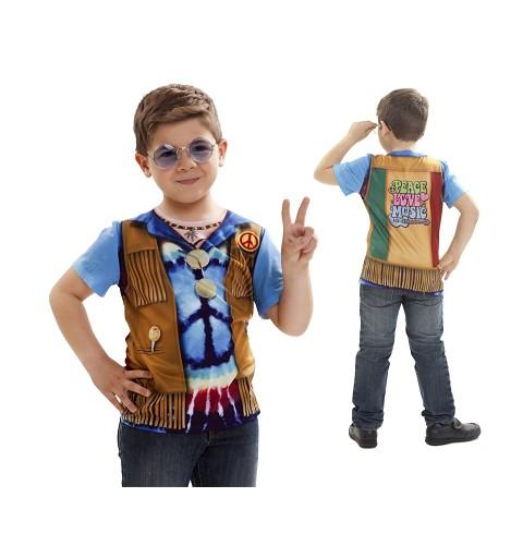 Camiseta Hippie Boy Infantil