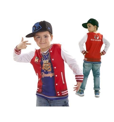 Camiseta Rapper Infantil