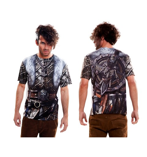 Camiseta de Viking Boy Adulto