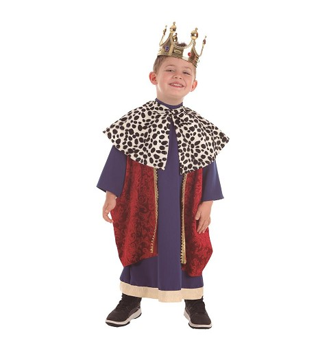 Disfraz de Rey Mago Capa...