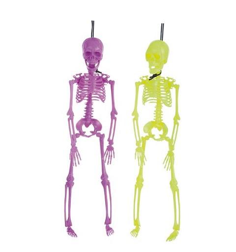 Esqueleto Neón 41 cm