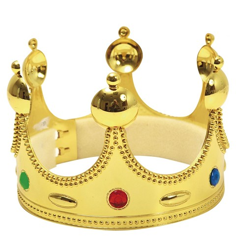 Corona de Rey para Infantil