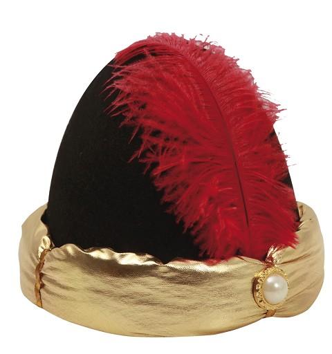 Sombrero de Paje para Adulto