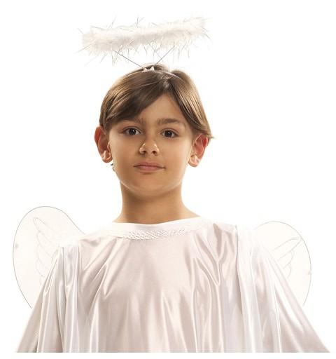 Corona de Ángel con Diadema...