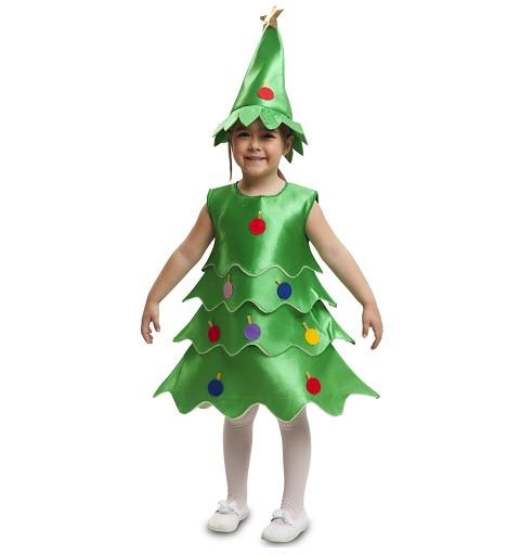 Disfraz de Árbol de Navidad...