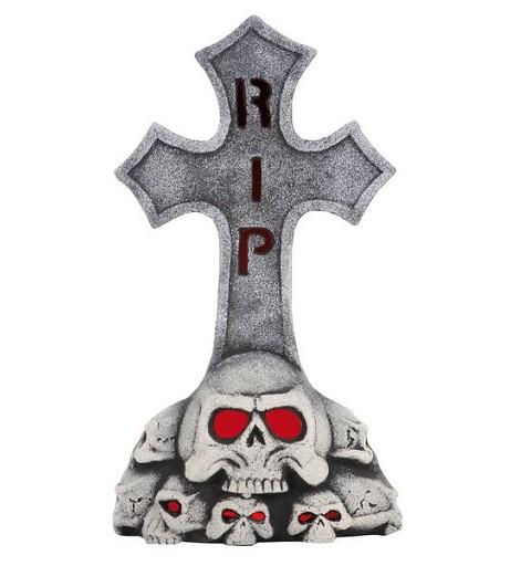 Lápida Rip 53 cm luz