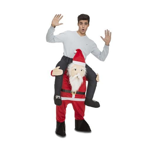 Disfraz de Ride-On Santa...
