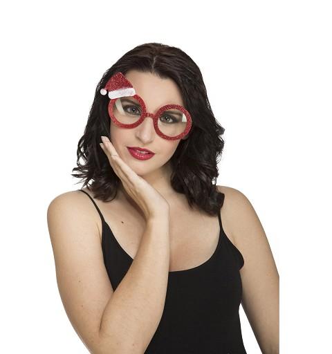 Gafas de Mamá Noel Rojas...