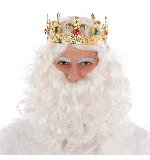Corona de Rey Mago Trebol...