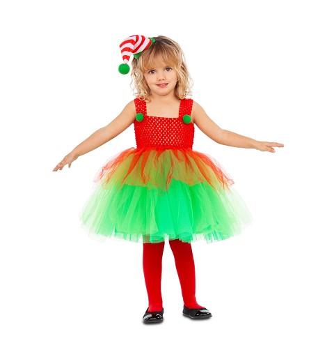 Disfraz de Elfo con Tutú...