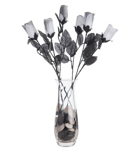 Rosas Blancas 44 cm