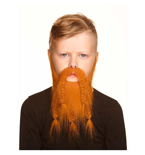 Barba Pelirroja Larga para...