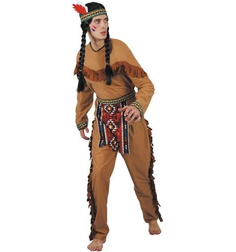 Disfraz de Indio Comanche...