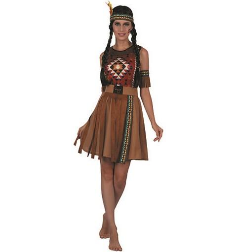 Disfraz de India Comanche...