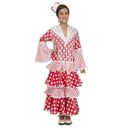 Disfraz de Flamenca Rocio
