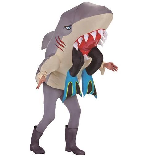 Disfraz de Tiburón...