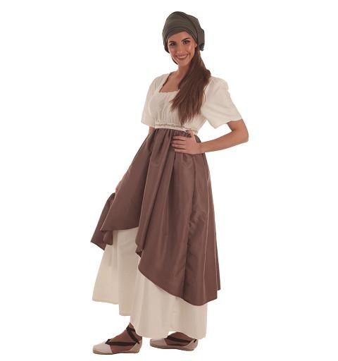 Disfraz de Artesana para Mujer