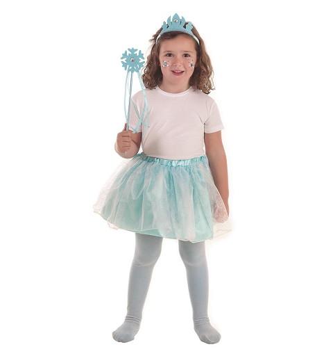 Disfraz de Princesa Hielo...