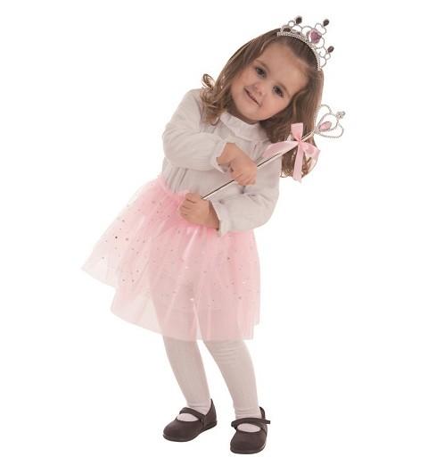 Disfraz de Princesa-Ninfa...