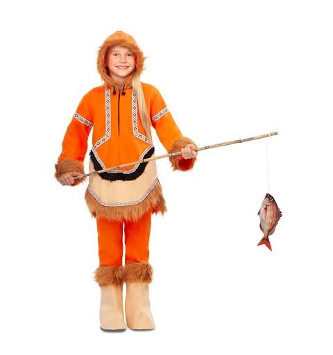 Disfraz de Esquimal para Niñas