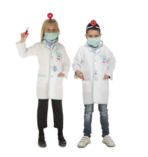 Disfraz de Médico Infantil...