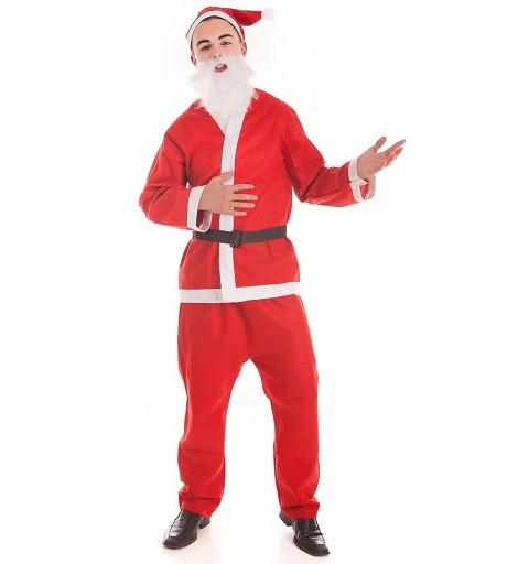 Papá Noel Fieltro Adulto...