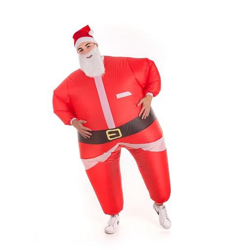 Disfraz de Papá Noel...