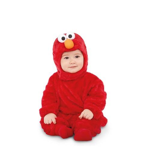 Disfraz de Elmo para Bebé