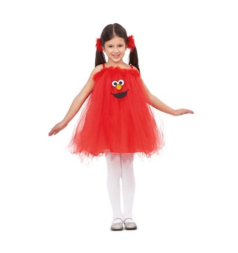 Disfraz Tutú Elmo Barrio...