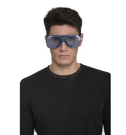 Gafas Con Luces Azules