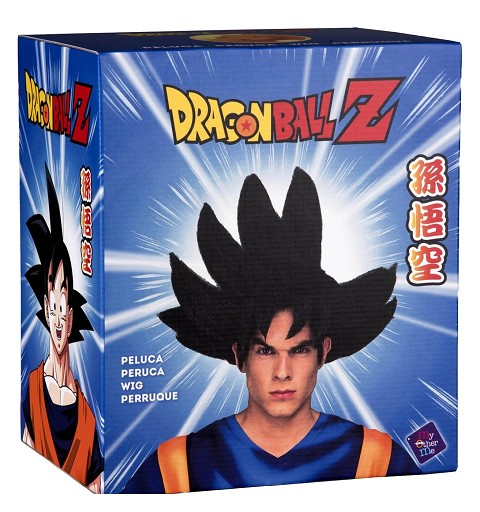 Peluca de Goku Dragon Ball...