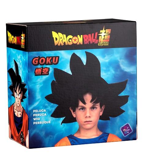 Peluca de Goku para Niños