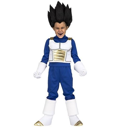 Disfraz de Vegeta para Niños