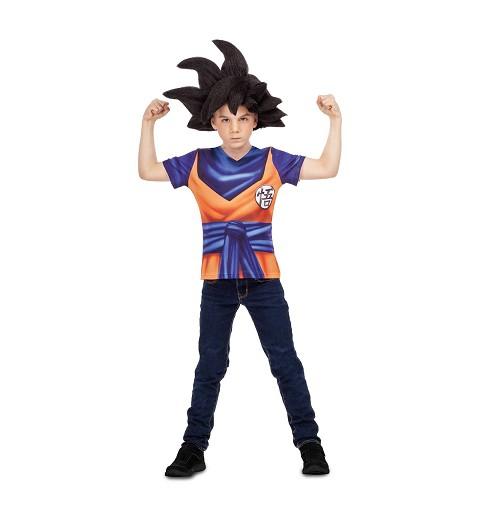 Camiseta de Goku Dragón...