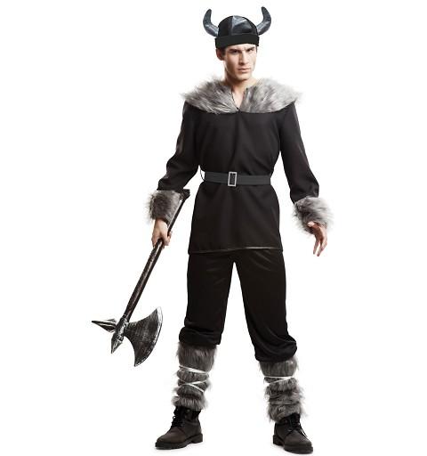 Disfraz de Vikingo Negro...