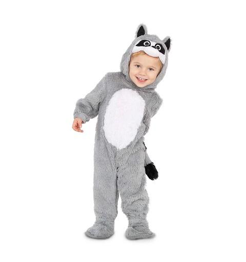 Disfraz de Mapache para Bebés
