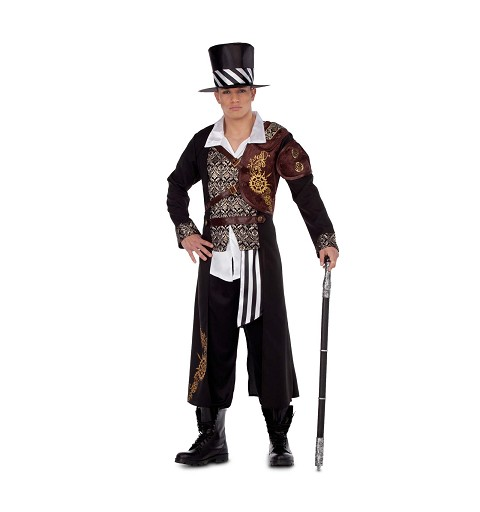 Disfraz de Lord Steampunk...