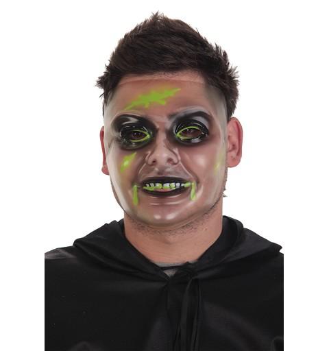 Mascara Transparente Verde