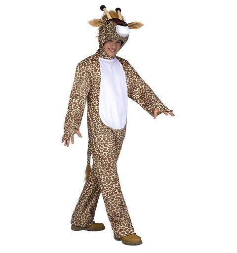 Disfraz de Pijama de Jirafa...