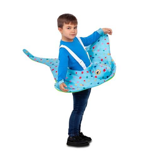 Disfraz de Manta Raya Bebé