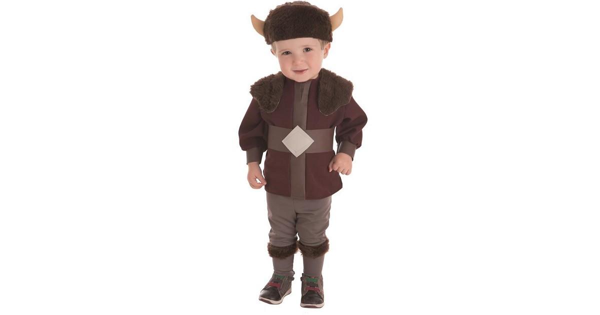 Disfraz de Vikingo para Bebé ( 0 a 12 meses )